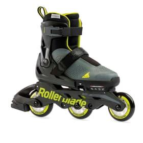 Microblade Free 3WD Kids-Inline Rollerblade 466531128086 Grösse 28-32 Farbe anthrazit Bild-Nr. 1