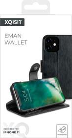 Wallet Case black Coque XQISIT 785300152154 Photo no. 1
