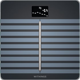 Body Cardio Noir Balance intelligente Withings 798414400000 Photo no. 1