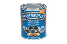 Pittura per metalli opaco nero brilliante 750 ml Pittura per metalli Hammerite 660837600000 Colore Nero Contenuto 750.0 ml N. figura 1