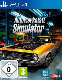 PS4 - Autowerkstatt Simulator D Box 785300144309 Photo no. 1