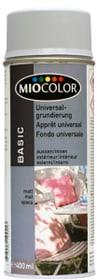 Apprêt universel Spray Miocolor 660830400000 Couleur Gris Contenu 400.0 ml Photo no. 1