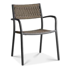 RONA Stuhl mit Armlehne 368068100000 Bild Nr. 1