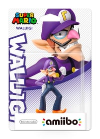 Amiibo SuperMario Waluigi Box 785300121228 Photo no. 1