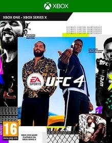 Xbox - UFC 4 Standard Edition Box 785300154571 Bild Nr. 1