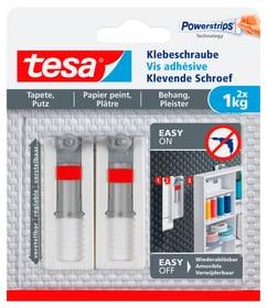 Klebeschraube verstellbar Tapete & Putz, 1 kg Klebeschraube Tesa 675234300000 Bild Nr. 1