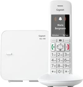 E370 weiss Festnetz Telefon Gigaset 794060100000 Bild Nr. 1