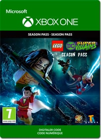 Xbox One - LEGO DC Super-Villains Season Pass Download (ESD) 785300140331 Bild Nr. 1