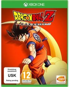 Xbox One - Dragonball Z : Kakarot Box 785300145426 Photo no. 1