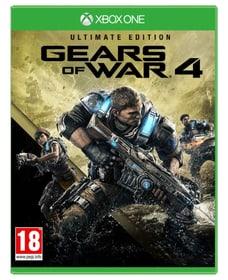 Xbox One - Gears of War 4 Box 785300121249 Photo no. 1