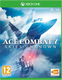 Xbox One - Ace Combat 7: Skies Unknown Box 785300138802 Photo no. 1