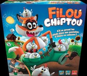 Filou Chiptou (F) Jeux de société 748904590100 Photo no. 1