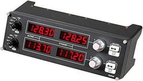 G Saitek Pro Flight Radio Panel Logitech 785300136879 N. figura 1