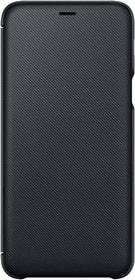 Wallet Cover schwarz Hülle Samsung 785300136033 Bild Nr. 1