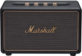 Acton Noir Haut-parleur Multiroom Marshall 770531400000 Photo no. 1