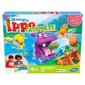 Hippo Flipp Hungry Hippos (IT) Giochi di società Hasbro Gaming 748678690200 Lingua IT N. figura 1