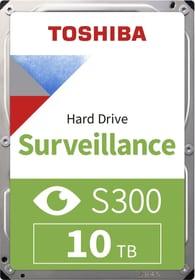 "S300 Surveillance 10To 3.5"" SATA (BULK) Disque Dur Interne HDD Toshiba 785300137571 Photo no. 1"