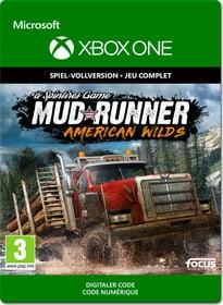 Xbox One - Spintires: MudRunner - American Wilds Edition Download (ESD) 785300140680 Bild Nr. 1