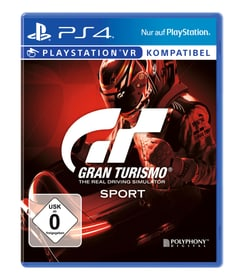PS4 - Gran Turismo Sport Box 785300121301 Photo no. 1