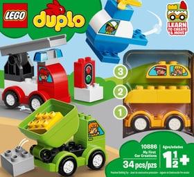 DUPLO 10886 Meine ersten Fahrzeuge LEGO® 748700400000 Bild Nr. 1