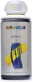 Vernice spray Platinum opaco Dupli-Color 660824100000 Colore Avorio chiaro Contenuto 150.0 ml N. figura 1