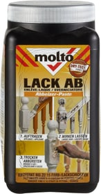 Lack ab Abbeizer-Paste