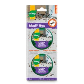 Matil Ameisen Box, 2 Stück Ameisenbekämpfung Maag 658415100000 Bild Nr. 1