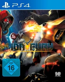 Ion Fury Box 785300152461 N. figura 1
