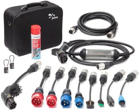 Juice Booster 2 (22kW) Master Traveller Set Câble de charge Juice Technology 785300156505 Photo no. 1