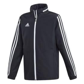 Tiro 19 All-Weather Jacke Fussballjacke Adidas 466937112820 Grösse 128 Farbe schwarz Bild-Nr. 1