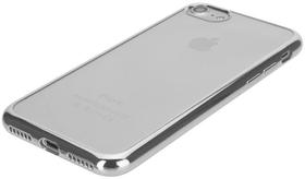 Flex Case Chromed Edge iPhone 6/6S/7/8 argento