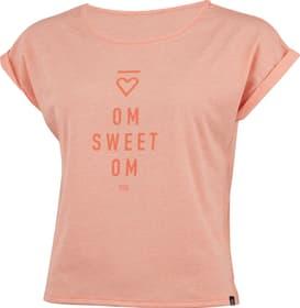 Om Sweet Om Damen-T-Shirt Perform 468027603856 Grösse 38 Farbe apricot Bild-Nr. 1