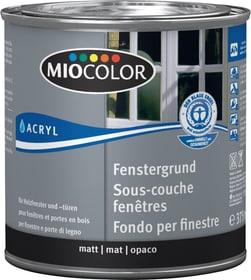 Acryl Fenstergrund Weiss 375 ml Acryl Weisslack Miocolor 660560000000 Bild Nr. 1