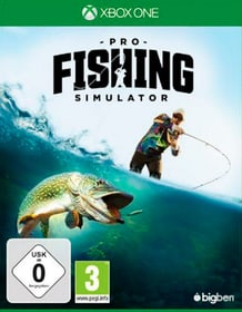Xbox One - Pro Fishing Simulator (D/F) Box 785300138856 Photo no. 1
