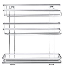Küchenrollenhalter Trio Style silber glänzend WENKO 674068300000 Bild Nr. 1