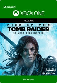 Xbox One - Rise of the Tomb Raider: 20 Year Celebration Download (ESD) 785300135646 N. figura 1