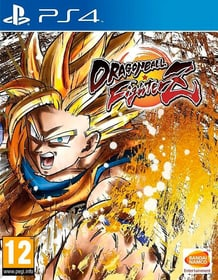 PS4 - Dragonball FighterZ - D/F/I Box 785300131329 N. figura 1