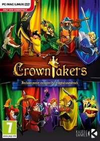 PC - Crowntakers Download (ESD) 785300133367 N. figura 1