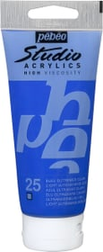 Pébéo Studio Acrylic Pebeo 663548901100 Farbe Ultramarinblau Hell Bild Nr. 1