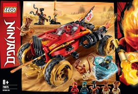 NINJAGO 70675 Katana 4x4 LEGO® 748717300000 Bild Nr. 1