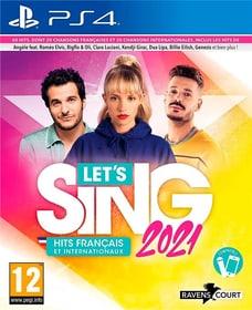 PS4 - Let's Sing 2021 Hits français et internationaux (F) Box 785300155084 Bild Nr. 1
