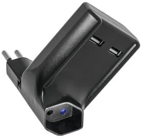 1 x T13 /  2 x USB Mehrfachstecker Steffen 612161200000 Bild Nr. 1