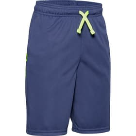 Boys' Prototype Wordmark Short Short pour garçon Under Armour 466967812847 Couleur denim Taille 128 Photo no. 1