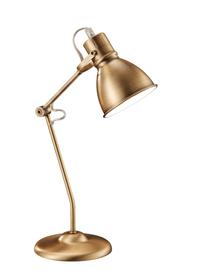 Lampe de table Jasper, laiton anvien