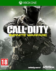 Xbox One - Call of Duty 13: Infinite Warfare Box 785300121090 N. figura 1