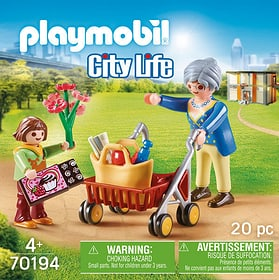 70194 City Grand-mère PLAYMOBIL® 748024900000 Photo no. 1
