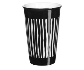 BLACK & WHITE Bicchiere da macchiato 440301300000 N. figura 1