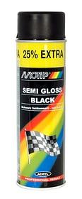 Rallye vernice nero 500 ml Vernice spray MOTIP 620838500000 N. figura 1
