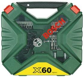 Bohrer und Schrauber-Set X-Line 60tlg Bosch 9000030602 Bild Nr. 1