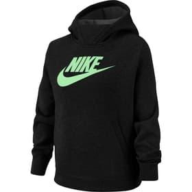 Nike Sportswear Hoodie Hoodie Nike 466803615220 Grösse 152 Farbe schwarz Bild-Nr. 1
